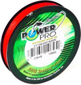 Power Pro Dyneema | Red | 0.15mm | 455m