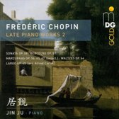 Frédéric Chopin: Late Piano Works, Vol. 2