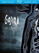 Gojira - The Flesh Alive (Deluxe Version) (2Blu-ray+1Cd)