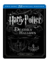 Harry Potter 7 - And the deathly hallows part 2 (Steelbook), (Blu-Ray). BLURAY