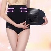 Waist trainer - Buik corset - Zwart