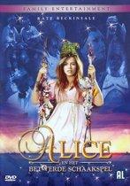Alice En Het Betoverde Schaakspel (dvd)