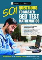 501 Questions to Master Ged Test Mathematics