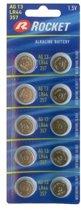 ROCKET - Knoopcel AG13 LR44/357 10 pack