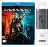 Blade Runner 2049 + Sony Headphone MDR-E9LP Black