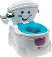 Fisher price wc /potje( een echt wc)