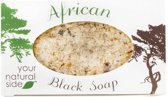 Your Natural Side African Black Soap 100g. Box