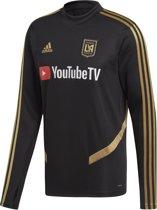 adidas Los Angeles FC Trainingstop 2019/2020 Heren - Zwart - Maat XS