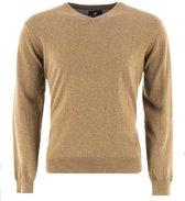 Baileys regular fit pullover bruin, maat XL