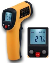 BENETECH Thermometer IR - 50C tot 450C