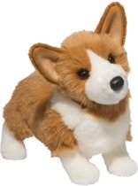 Pluche Welsh Corgi hond knuffel 41 cm - knuffeldier