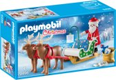 PLAYMOBIL Kerstslee met rendieren - 9496