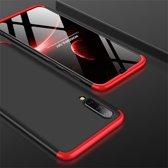 Mobigear 360 Hardcase Zwart / Rood Samsung Galaxy A50