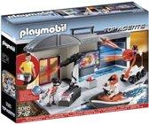 Playmobil Agents Meeneem Basis-5085