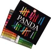 Talens oliepastel Panda 24 pastels
