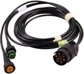 Aspöck Kabelset voor Multipoint achterlichten, 5 m