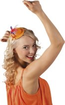 24 stuks: Tiara Pearlette - Oranje