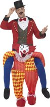 Verkleedkleding - Carry me kostuum Clown