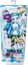 My Little Pony Equestria Girls Rainbow Dash Pop