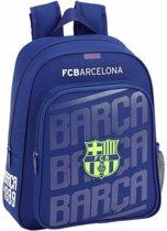FC Barcelona - Rugzak - 34cm - Blauw