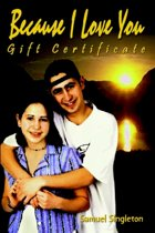 Because I Love You Gift Certificate