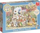 Peter Rabbit Classic Floor Puzzle Vloer Puzzel 50 Stukjes