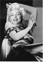 Marilyn Monroe-Hollywoodster-poster-68x98cm.