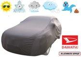 Autohoes Grijs Polyester Stretch Daihatsu YRV 2001-2007