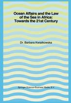 Ocean Affairs and the Law of the Sea in Africa