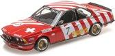 BMW 635 CSI No.7, Grand Prix Brno 1984 Minichamps 1-18 Brancatelli/Kelleners Limited Edition 354 pcs