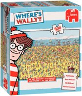 Jumbo puzzel Waar is Wally? Op het strand 500 stukjes