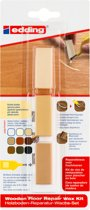 Edding 8902 houten vloeren-reparatiewas-set, vurenhout-grenenhout, per stuk in blisterverpakking