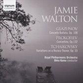 Glazunov, Prokofiev And Tchaikovsky