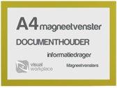 Magneetvensters A4 - Geel