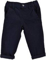 Blue Seven baby jongens Denim broek donkerblauw maat 68