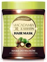 GlySkinCare Macadamia Oil Hair Mask 300ml.