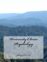 University Choice Psychology