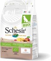 Schesir Dog Bio Medium-Large Adult - Hondenvoer - Kip 2.5 kg