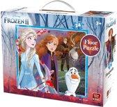 Vloerpuzzel Frozen 2