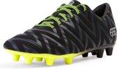 Canterbury Phoenix 2.0 FG Rugby Sportschoenen - Maat 35.5 - Unisex - zwart/grijs/groen