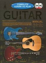 Complete Learn to Play Guitar Manual