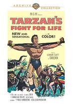 Tarzan's Fight For Life (dvd)