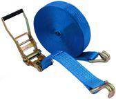 Logistiekconcurrent.nl Spanband 50 mm. 4 ton 18M Blauw