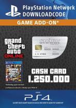 GTA V 1.250.000 GTA dollars - Great White Shark (NL)