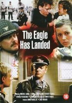 DVD cover van EAGLE HAS LANDED, THE