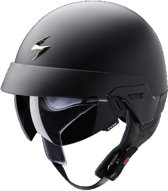 Scorpion EXO-100 Solid Mat Black L