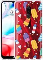 Xiaomi Redmi 8 Hoesje Ice cream 2