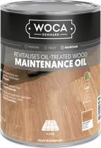 Woca Onderhoudsolie Extra Wit - 1 liter