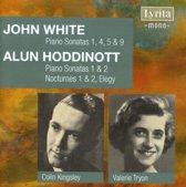 White, Hoddinott: Piano Sonatas
