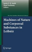 Machines of Nature and Corporeal Substances in Leibniz